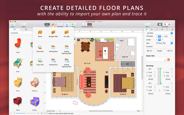 Live Home 3d Interior Design On The Mac App Store