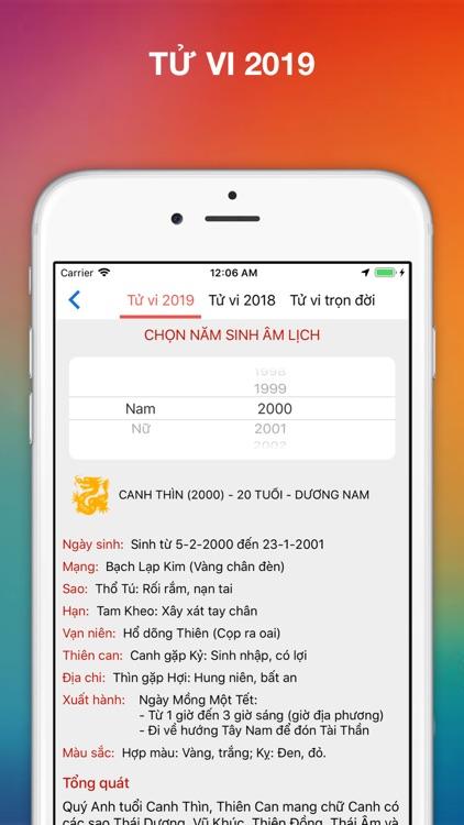 Lich Van Nien 2019 - Lich Viet screenshot-3