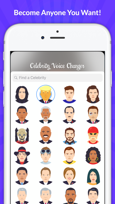 Download Celebrity Voice Changer - Face for Pc