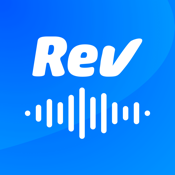 Rev Voice Recorder App icon