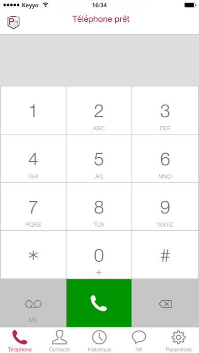 点击获取Keyyo Phone