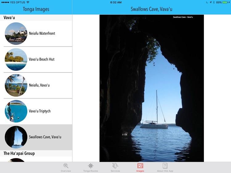 Sail Tonga Cruising Guide screenshot-4