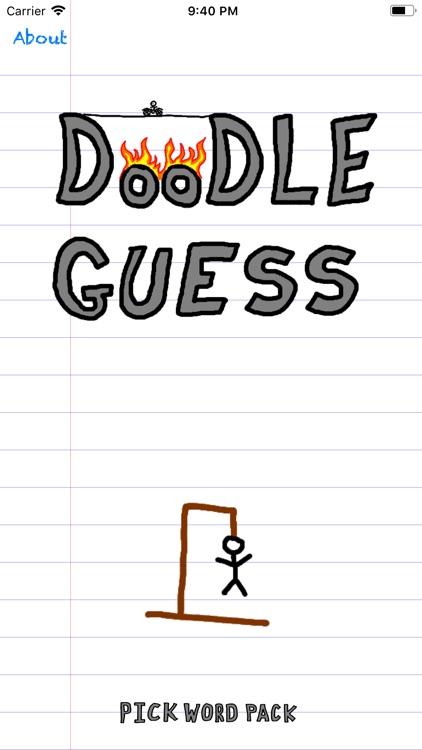 Doodle Guess