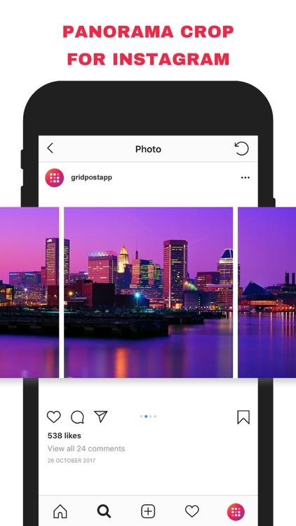 Grid Post - Photo Grids Pics screenshot-4
