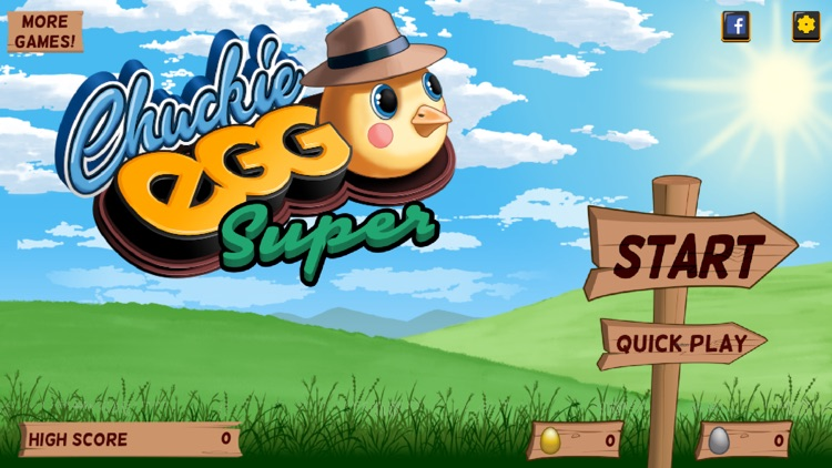 Super Chuckie Egg screenshot-6