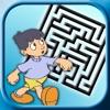 クラシック迷路 - ロジックゲーム