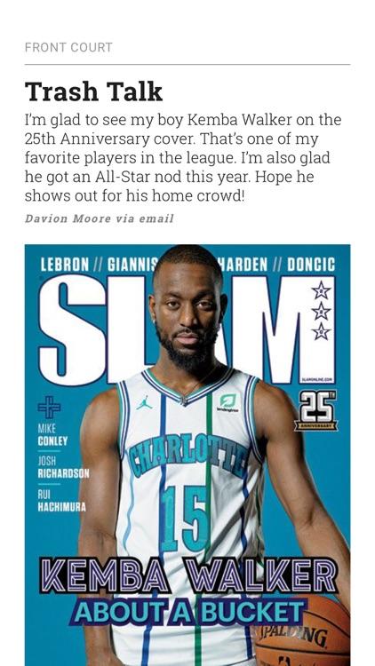 SLAM Magazine screenshot-1
