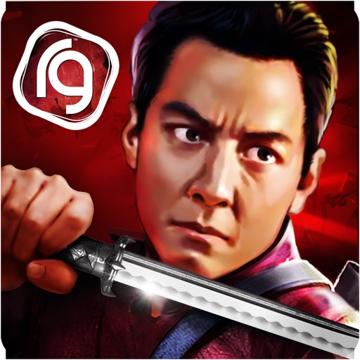 Into the Badlands Blade Battle icon