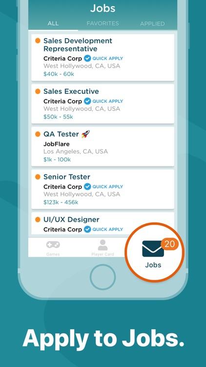 JobFlare for Job Search screenshot-3