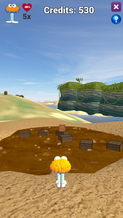 Furrball Island screenshot-2
