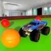 台球游戏:怪物卡车