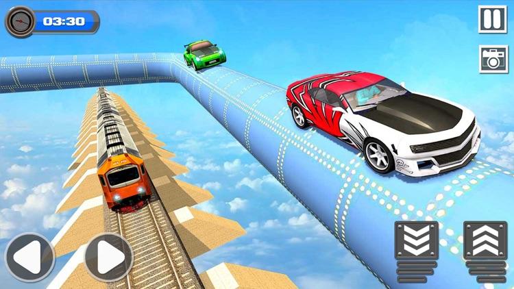 Fearless Racing Car Stunts screenshot-4