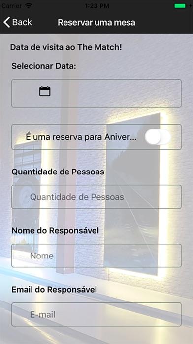 The Match App screenshot 5