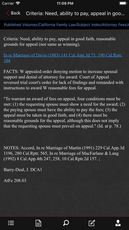 Attorney's Briefcase screenshot-4