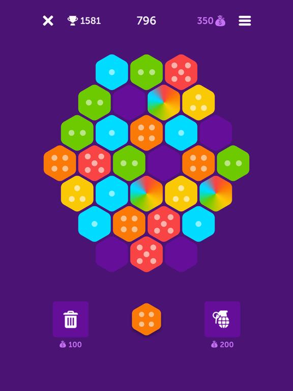 Hexa Bang screenshot #1