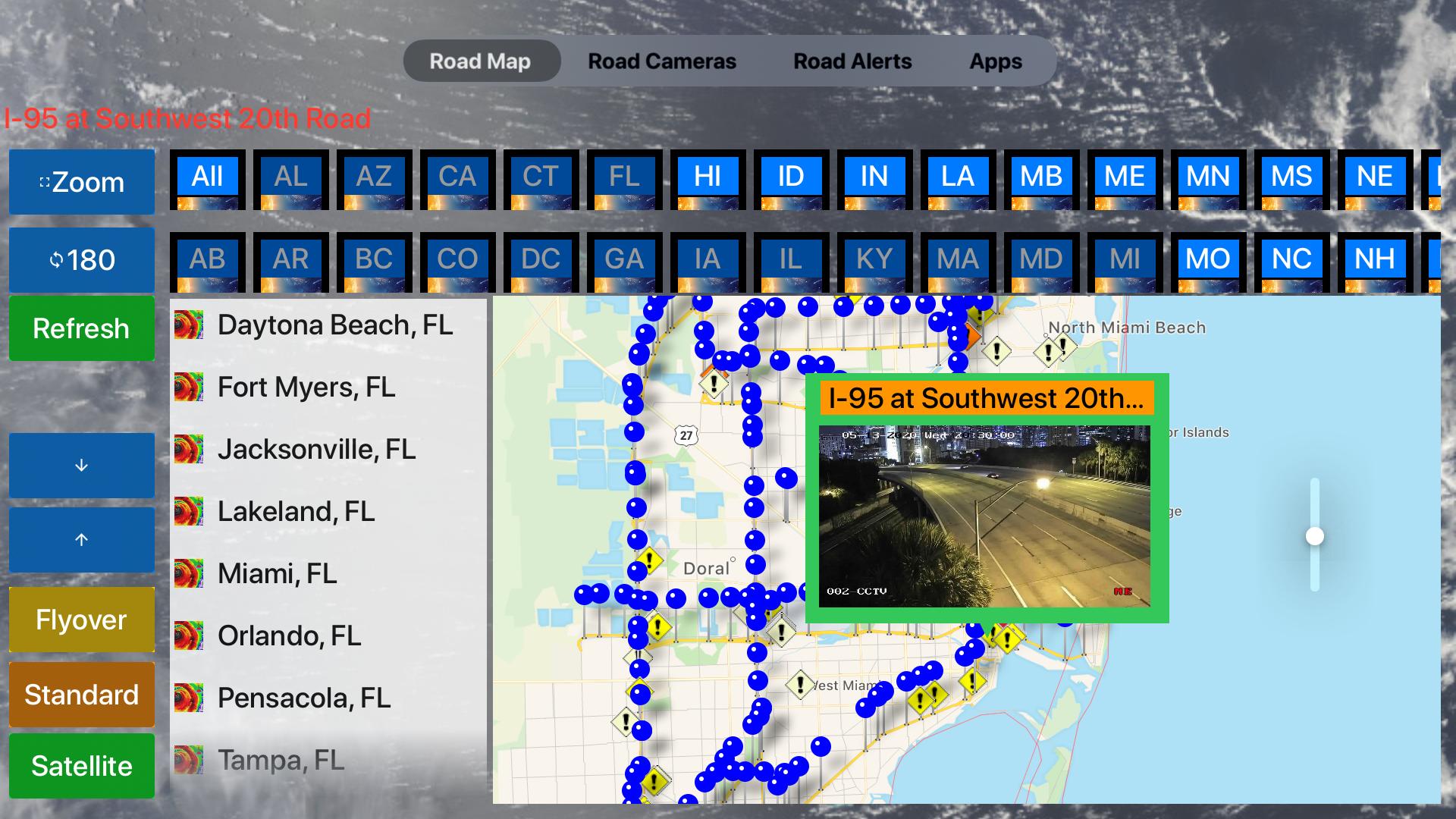 Road Conditions Elite screenshot 25