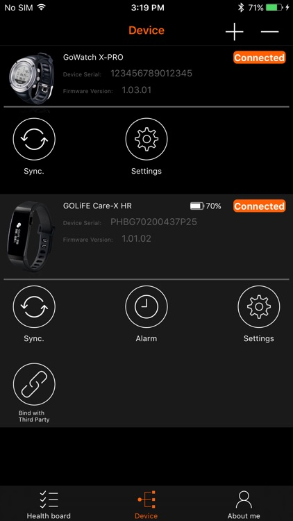 GOLiFE Fit screenshot-4