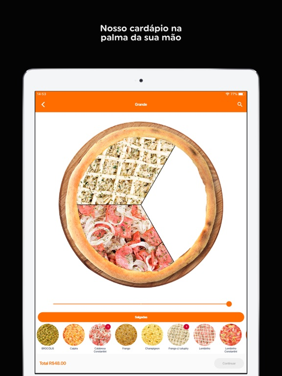 Constantini Pizza Delivery screenshot 8
