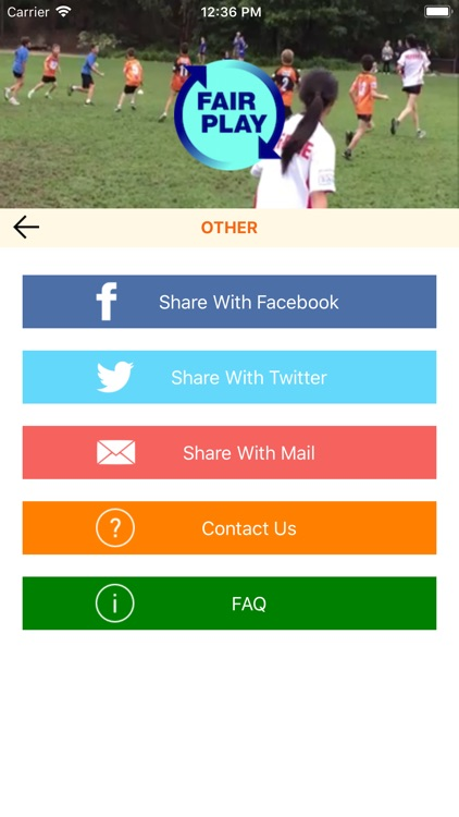 Fair Play App screenshot-4