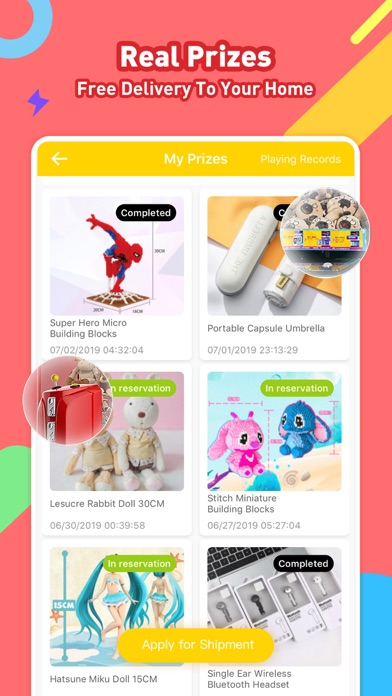 cancel Claw Toys-Real Claw Machine subscription image 2