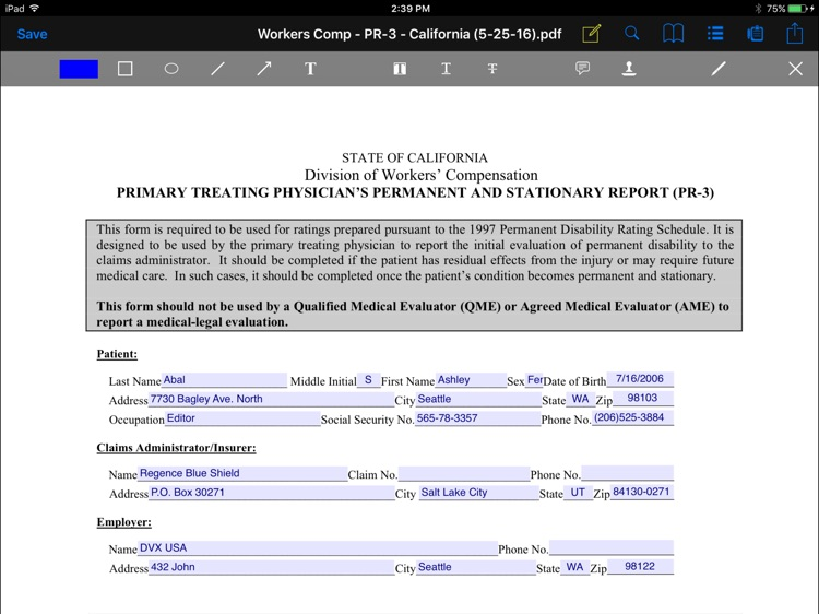 CT Forms Mobile 7.2