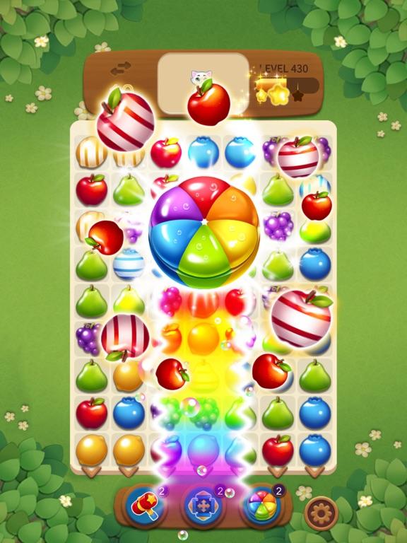 Fruits Magic : Match 3 Puzzle screenshot 11