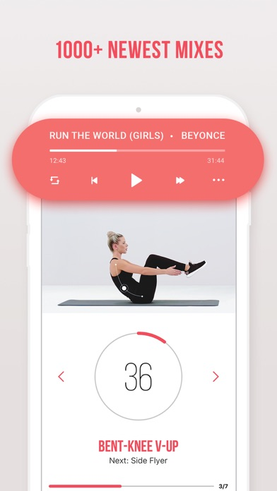 Weight Loss Fitness by Verv app image