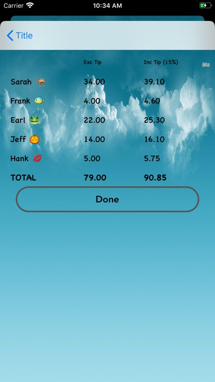 Assign And Pay screenshot-3