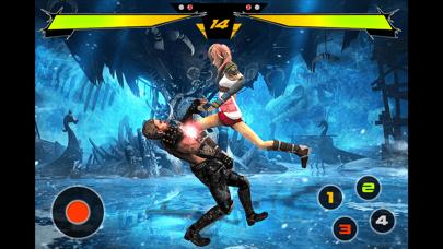 Modern Fighting: fight games screenshot 3