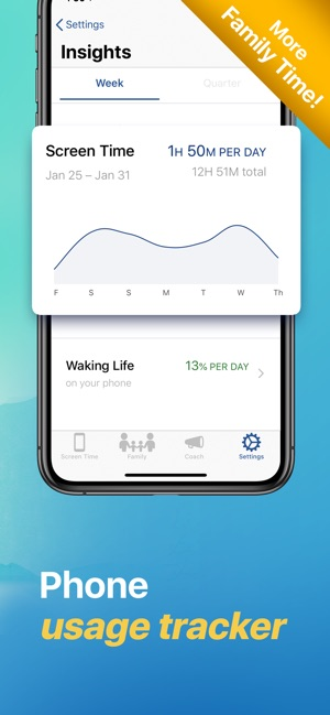 Moment - Screen Time Control Screenshot