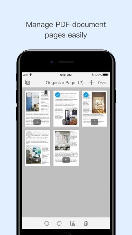 Foxit PDF Reader Mobile screenshot-3