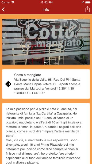 点击获取Pizzeria Cotto e Mangiato
