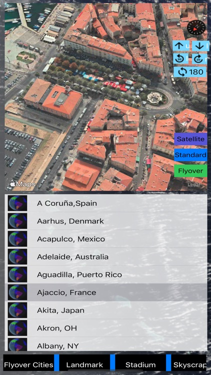 3D Cities and Places screenshot-3