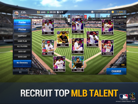 MLB 9 Innings GM screenshot 10