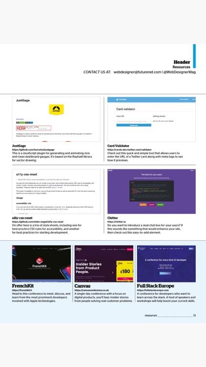 Web Designer screenshot-4