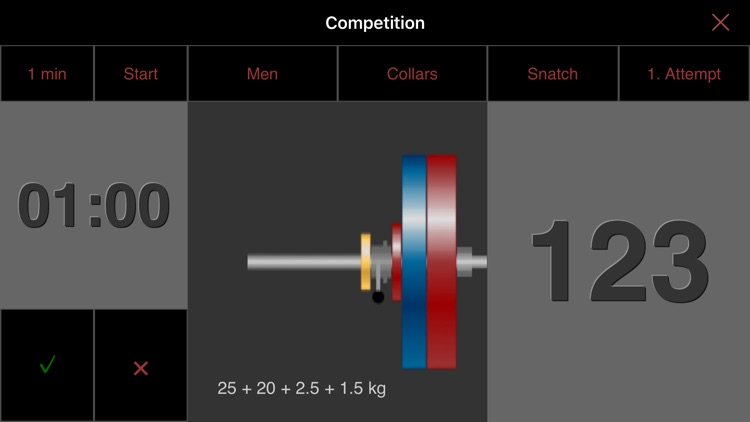 Olympic Weightlifting App screenshot-4
