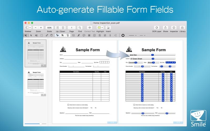 PDFpenPro 11 Screenshots