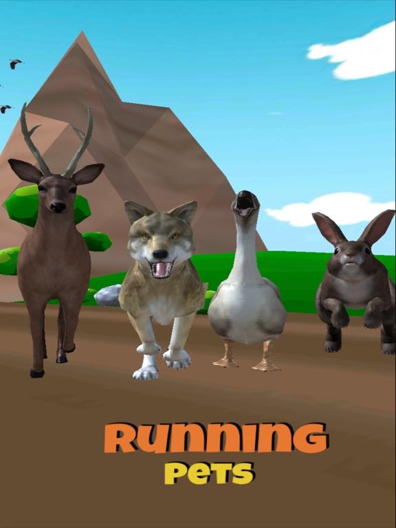 Running Pets screenshot #1