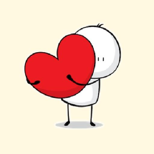 Cutest Valentines Day Stickers