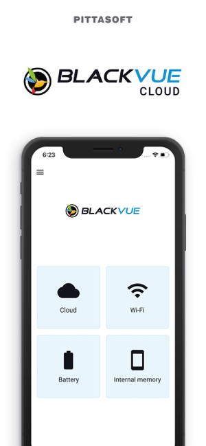 ‎BlackVue Screenshot