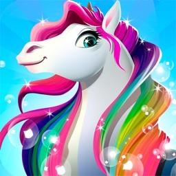 Fashion Rainbow Horse Doctor