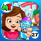 App Icon for My Town : ICEME Amusement Park App in Cambodia App Store