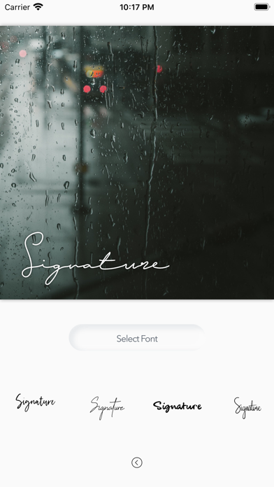 Cursive Logo screenshot 2