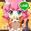 LINE 貓咪咖啡廳
