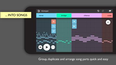 Screenshot for Klimper in Portugal App Store