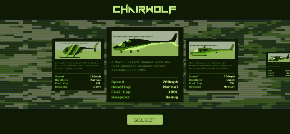 Chopper Commando – Free Flyer