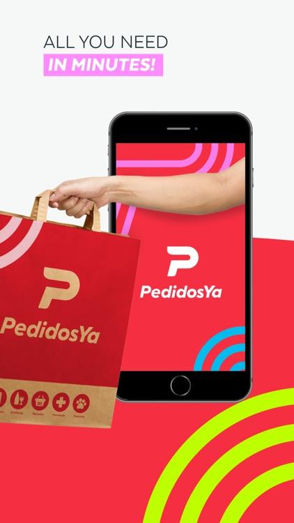 PedidosYa - Delivery App screenshot-4