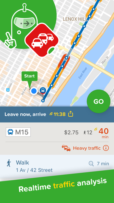 Screenshot for Citymapper in Finland App Store