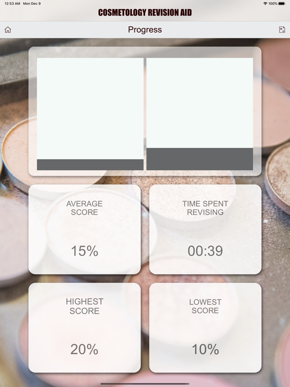 Cosmetology Exam Revision Aid screenshot 11