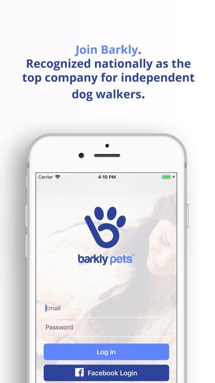 Barkly Pets: Dog Walkers' App screenshot-4